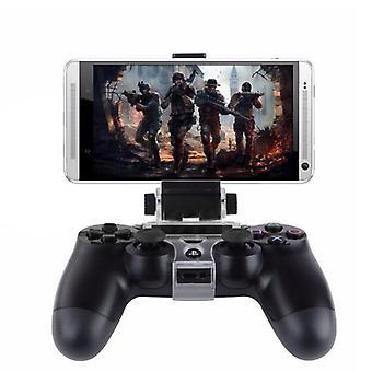 Matkapuhelimen leikekiinnikkeen kiinnityspidike PlayStation ps4 -peliohjaimelle