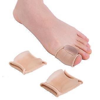 Valgus Hallux Toe Corrector Silicone Toe Protective Case Big Foot Bone Toe Separator Daily Use
