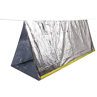 Folding survival light weight blanket (1 or 2 pack)