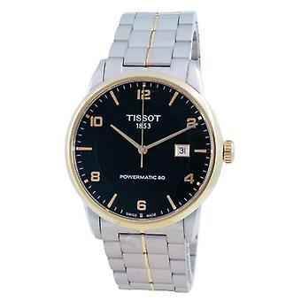 Tissot T-classic Luxury Powermatic 80 Automatic T086.407.22.097.00 T0864072209700 Men's Watch