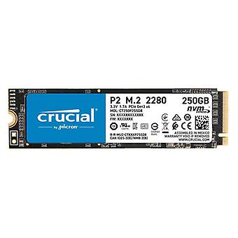 Disque dur Crucial P2 M.2 SSD