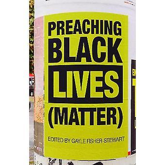 Prêcher Black Lives Matter