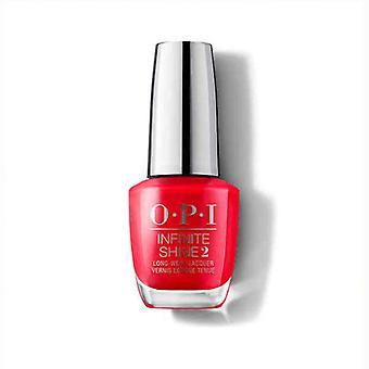 Nail polish Infinite Shine Opi Cajun Shrimp Isl L64 Red (15 ml)