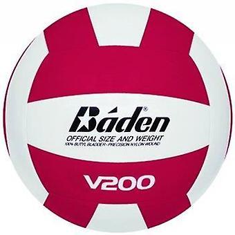 بادن V200 المطاط الكرة الطائرة في الأماكن المغلقة / استخدام في الهواء الطلق
