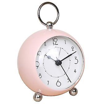 Alarm clocks battery type metal alarm clock