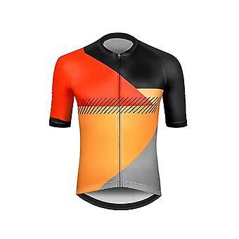 Hommes Pro Team Summer Cycling Jersey Set Hommes Cyclisme Vêtements Vélo Combinaison Manches Courtes Vélo Kit Vêtements Maillot Ropa Ciclismo