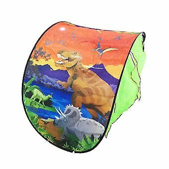 Dinozaur print cort pliabil pentru copii