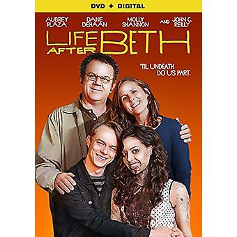 Life After Beth [DVD] USA import
