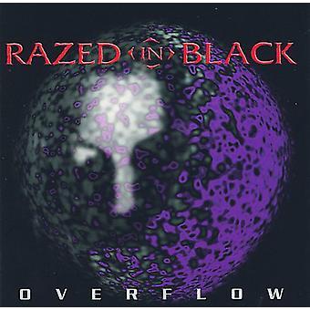 黒 - 破壊オーバーフロー [CD] アメリカ インポートします。