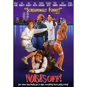 Noises Off [DVD] USA import