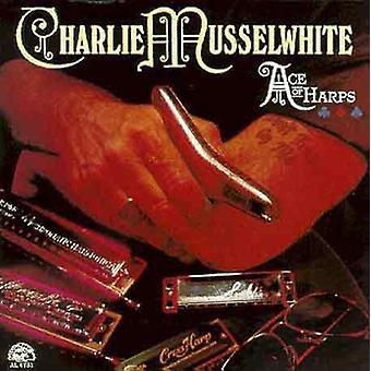 Charlie Musselwhite - ess av Harper [DVD] USA import