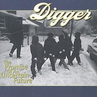 Digger - Promise of an Uncertain Future [Vinyl] USA import
