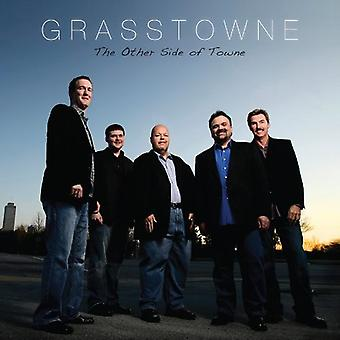 Grasstowne - Other Side of Towne [CD] USA import