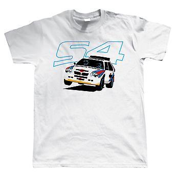 Delta S4 Classic Group B Rally Car, T Shirt, Cadeau pour papa Anniversaire