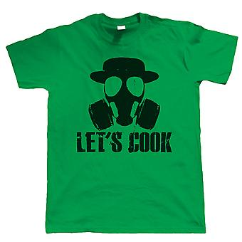 Lets Cook, Mens Crystal Meth Lab T Shirt
