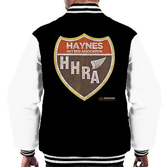 Haynes Hot Rod Association Men's Varsity Jacket