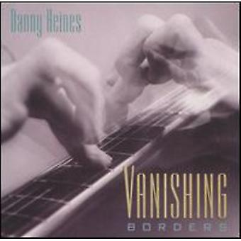 Danny Heines - Vanishing Borders [CD] USA import