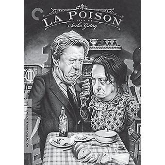 La Poison [DVD] USA import