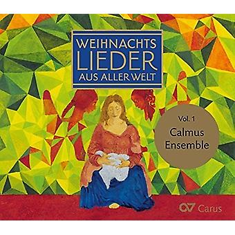 Austin / Calmus Ensemble - Christmas Carols of the World 1 [CD] USA import