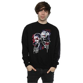 Harley Quinn Puddin Sweatshirt Suicide Squad masculine