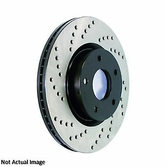 Centric Parts Disc Brake Rotor 128.35091R