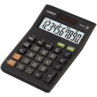 Casio Large Display Calculator (Model No. MS10B-S)