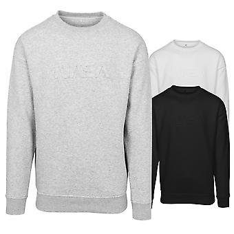 Mister Tee Crewneck - Embossed NASA Sweater
