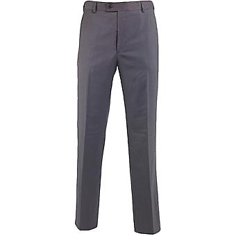 Alexandra Mens Icona Flat Front Trousers