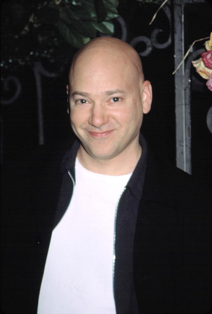 Evan Handler At Premiere Of Six Feet Under Ny 2192003 By ...