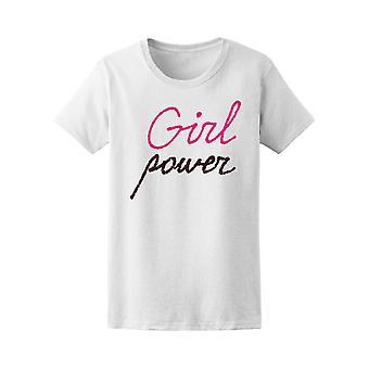 Stilvolle Mädchen macht Tee Frauen-Bild von Shutterstock