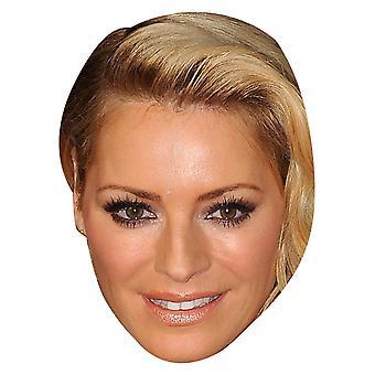 Tess Daly masker