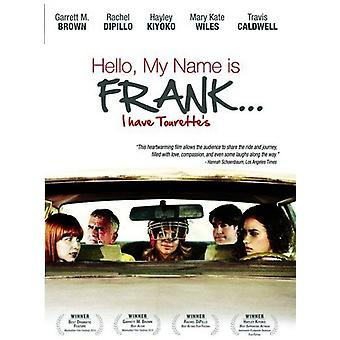 Hello My Name Is Frank [DVD] USA import