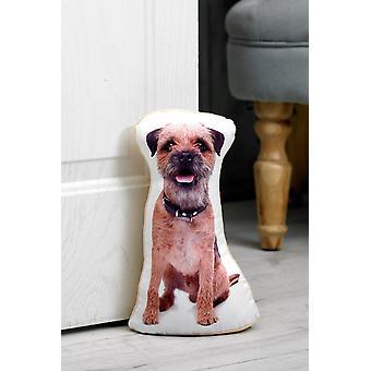 Yndig border Terrierne doorstop