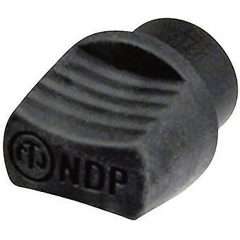 Neutrik NDP Filler stik Sort 1 pc (r)