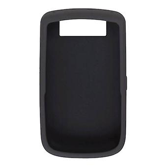 BlackBerry Silicone Gel Case for BlackBerry Tour 9630 (Black)