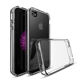 Stuff Certified ® 5-Pack Transparent Clear Silicone Case Cover TPU Case iPhone 4S