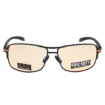 Call of Duty Black Ops lunettes de soleil rectangulaires