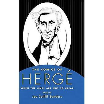 Comics of Herge by Joe Sutliff Sanders
