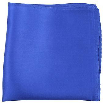 Knightsbridge kaulavaatteita sakon Silk Pocket Square - Royal Blue