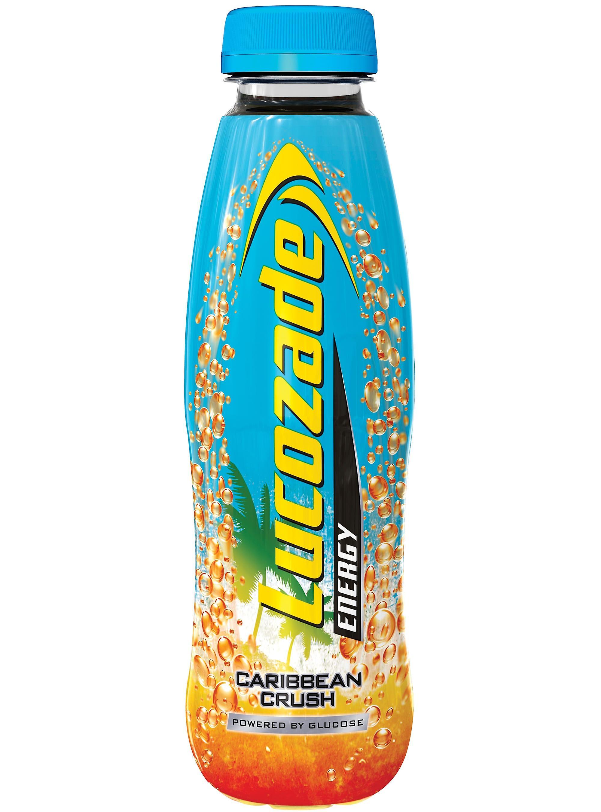 Lucozade Caribbean Crush Energy Drink
