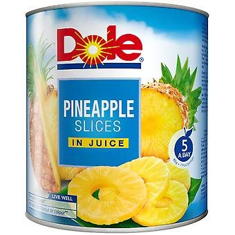 Dole Pineapple Slices in Juice