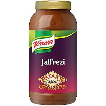 Knorr Patak's Jalfrezi sauce
