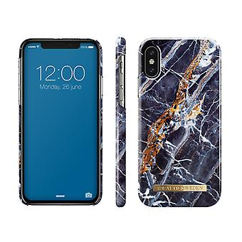 iDeal Of Sweden iPhone X/XS Shell-Midnight Marble