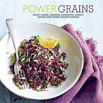 Macht - Spelt - Farro - Freekeh - Amaranth - Kamut - granen Quinoa en