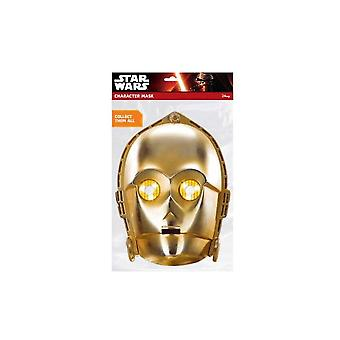 Star Wars C-3PO Mask