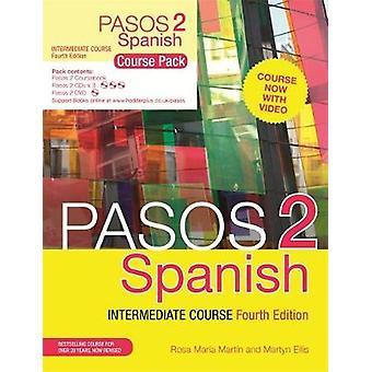 Paso Peruanos 2 (vierte Ausgabe) Spanisch Mittelstufe Kurs - Paket von