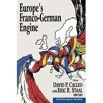 Europas fransk-tyska motorn (Sais Europeiska studier)