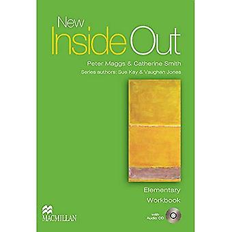 New Inside Out Elementary: Workbook Pack Without Key