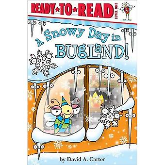 En snöig dag i Bugland! (Redo-att-läsa - nivå 1