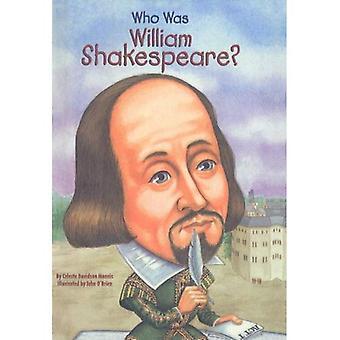 Hvem var William Shakespeare? (Som var...? (PB))